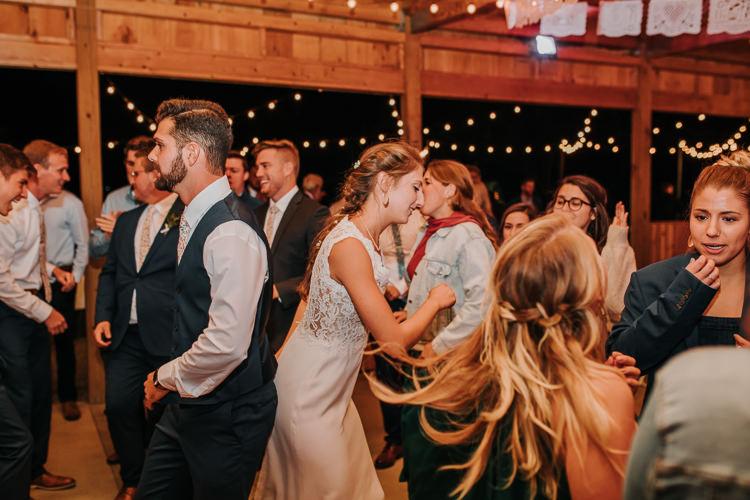 Cassidy & Isaac - Married - Nathaniel Jensen Photography - Omaha Nebraska Wedding Photograper - Nordstroms Christmas Tree Farm-446.jpg