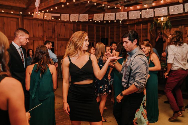 Cassidy & Isaac - Married - Nathaniel Jensen Photography - Omaha Nebraska Wedding Photograper - Nordstroms Christmas Tree Farm-481.jpg
