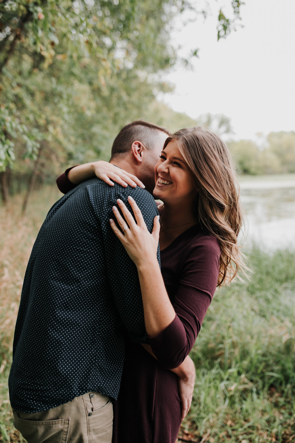 Paige & Nick - Engaged - Nathaniel Jensen Photography - Omaha Nebraska Wedding Photograper - Omaha Nebraska Engagement Session - Chalco Hills Engagement Session-54.jpg