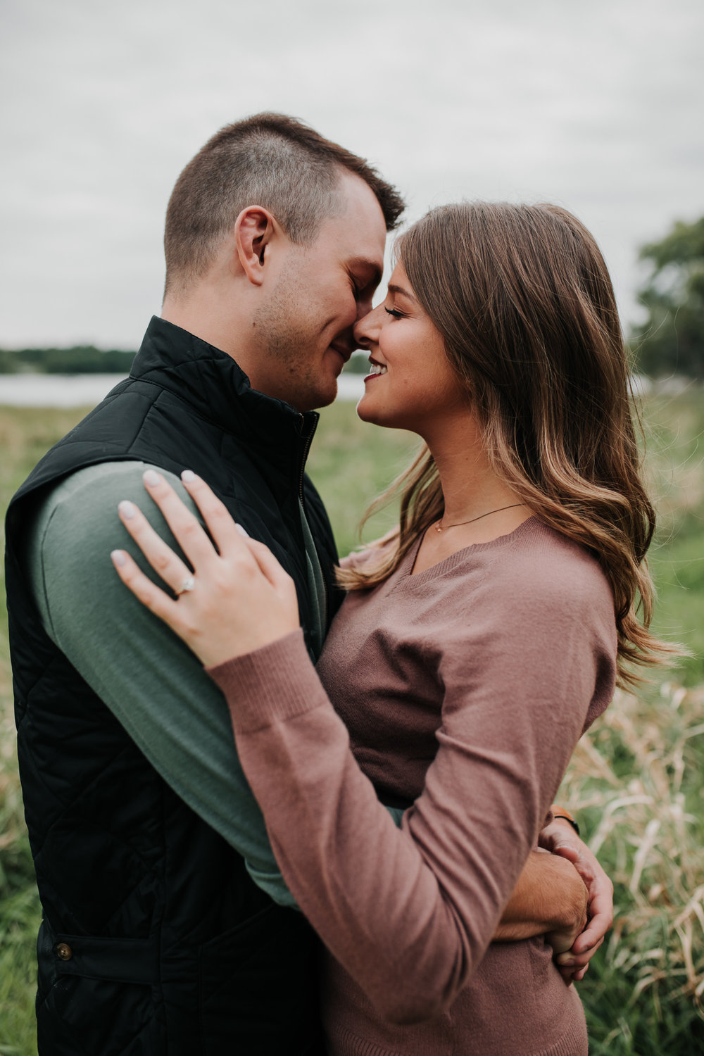 Paige & Nick - Engaged - Nathaniel Jensen Photography - Omaha Nebraska Wedding Photograper - Omaha Nebraska Engagement Session - Chalco Hills Engagement Session-84.jpg