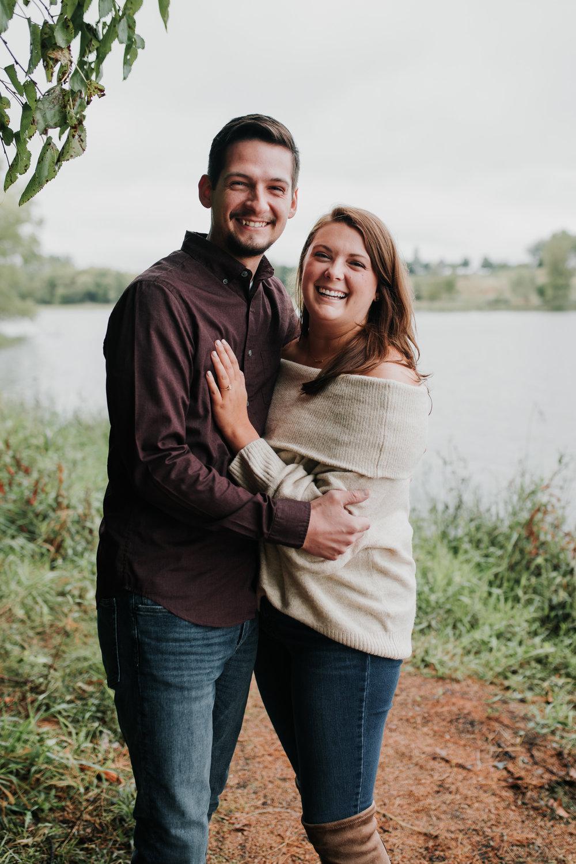 Jordan & Randy - Engaged - Nathaniel Jensen Photography - Omaha Nebraska Wedding Photograper - Omaha Nebraska Engagement Session - Chalco Hills Engagement Session-1.jpg