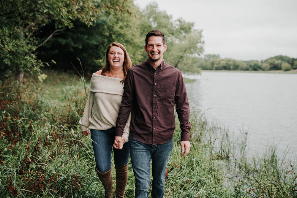 Jordan & Randy - Engaged - Nathaniel Jensen Photography - Omaha Nebraska Wedding Photograper - Omaha Nebraska Engagement Session - Chalco Hills Engagement Session-5.jpg