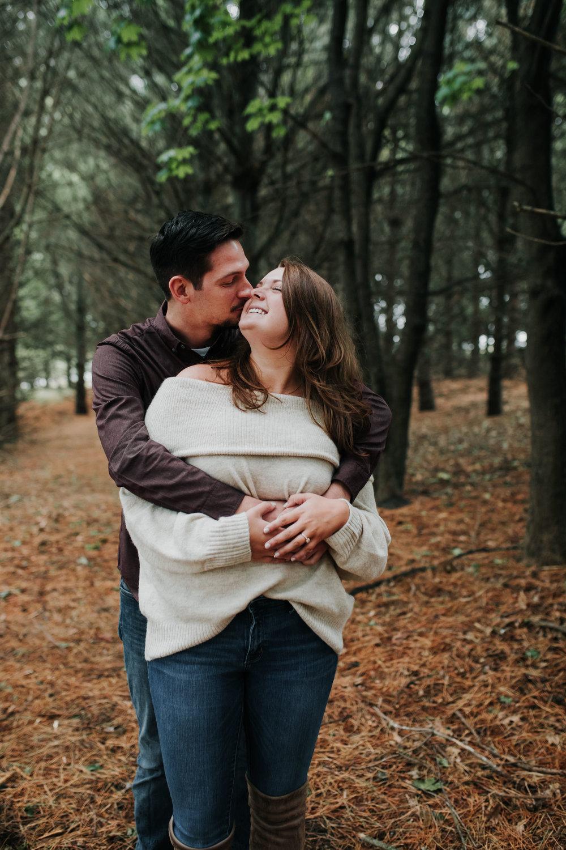 Jordan & Randy - Engaged - Nathaniel Jensen Photography - Omaha Nebraska Wedding Photograper - Omaha Nebraska Engagement Session - Chalco Hills Engagement Session-9.jpg