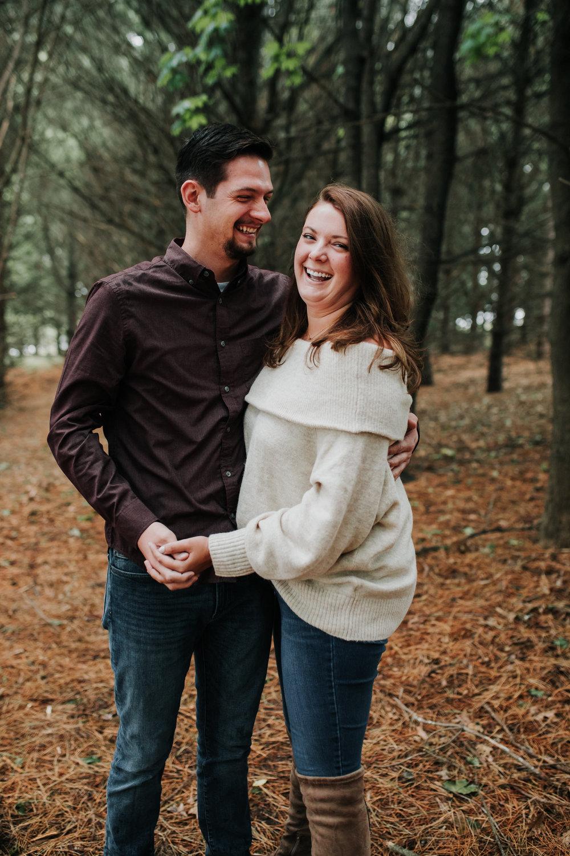 Jordan & Randy - Engaged - Nathaniel Jensen Photography - Omaha Nebraska Wedding Photograper - Omaha Nebraska Engagement Session - Chalco Hills Engagement Session-11.jpg