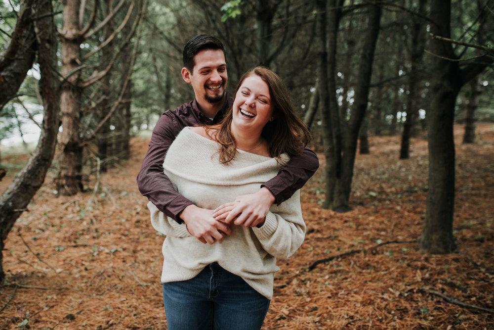 Jordan & Randy - Engaged - Nathaniel Jensen Photography - Omaha Nebraska Wedding Photograper - Omaha Nebraska Engagement Session - Chalco Hills Engagement Session-12.jpg