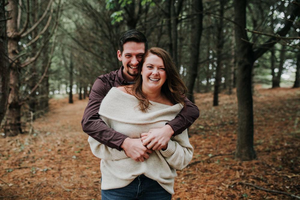 Jordan & Randy - Engaged - Nathaniel Jensen Photography - Omaha Nebraska Wedding Photograper - Omaha Nebraska Engagement Session - Chalco Hills Engagement Session-13.jpg