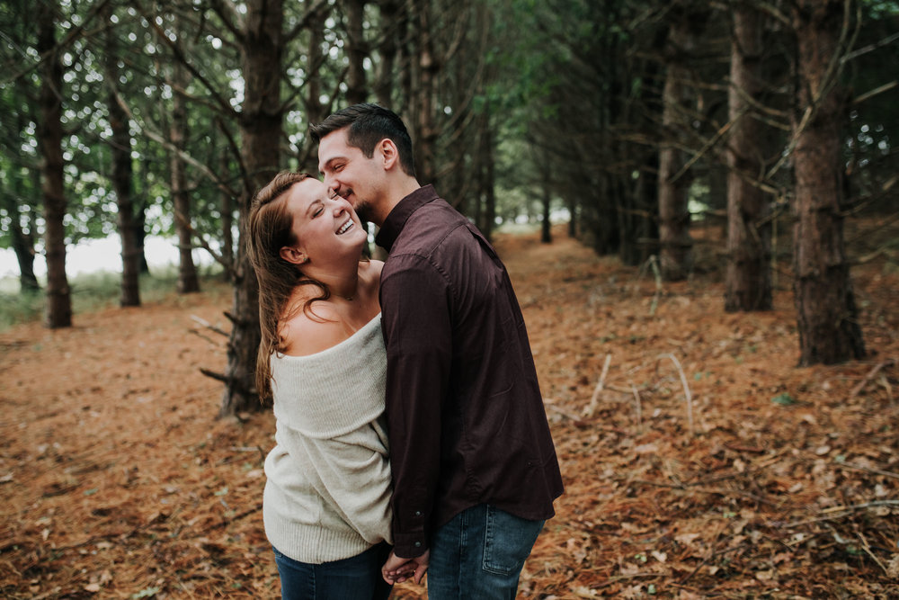 Jordan & Randy - Engaged - Nathaniel Jensen Photography - Omaha Nebraska Wedding Photograper - Omaha Nebraska Engagement Session - Chalco Hills Engagement Session-19.jpg