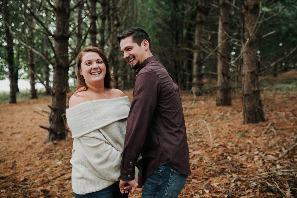 Jordan & Randy - Engaged - Nathaniel Jensen Photography - Omaha Nebraska Wedding Photograper - Omaha Nebraska Engagement Session - Chalco Hills Engagement Session-20.jpg
