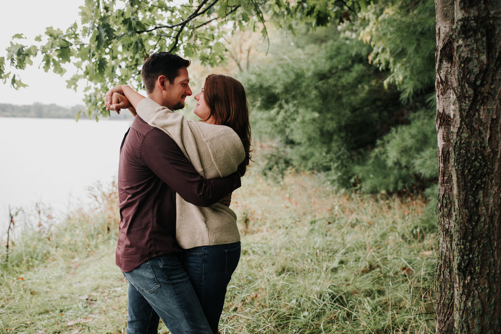 Jordan & Randy - Engaged - Nathaniel Jensen Photography - Omaha Nebraska Wedding Photograper - Omaha Nebraska Engagement Session - Chalco Hills Engagement Session-21.jpg