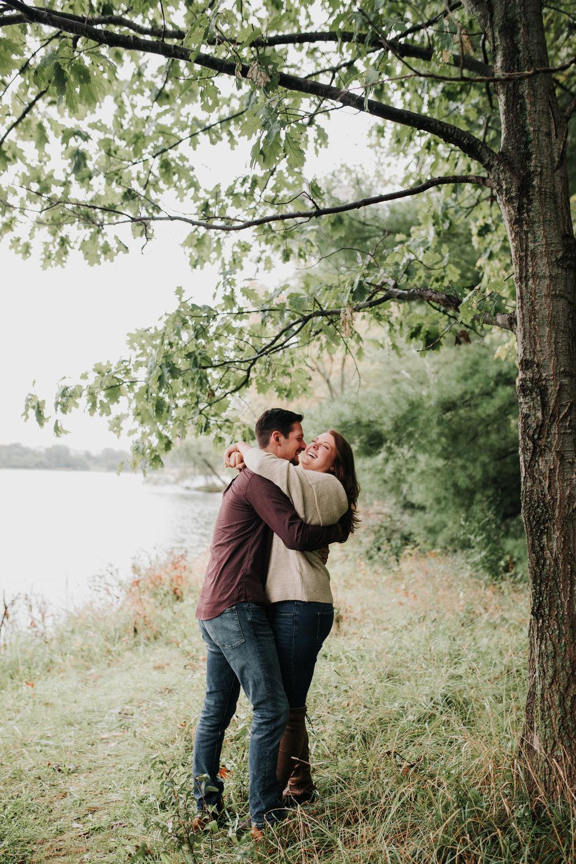 Jordan & Randy - Engaged - Nathaniel Jensen Photography - Omaha Nebraska Wedding Photograper - Omaha Nebraska Engagement Session - Chalco Hills Engagement Session-25.jpg