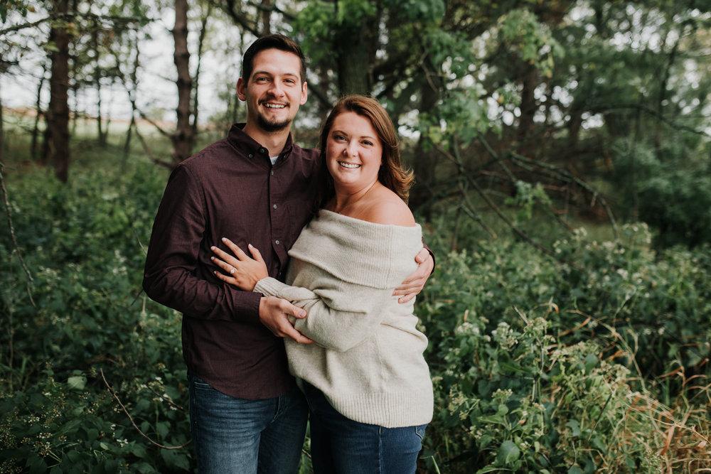 Jordan & Randy - Engaged - Nathaniel Jensen Photography - Omaha Nebraska Wedding Photograper - Omaha Nebraska Engagement Session - Chalco Hills Engagement Session-28.jpg