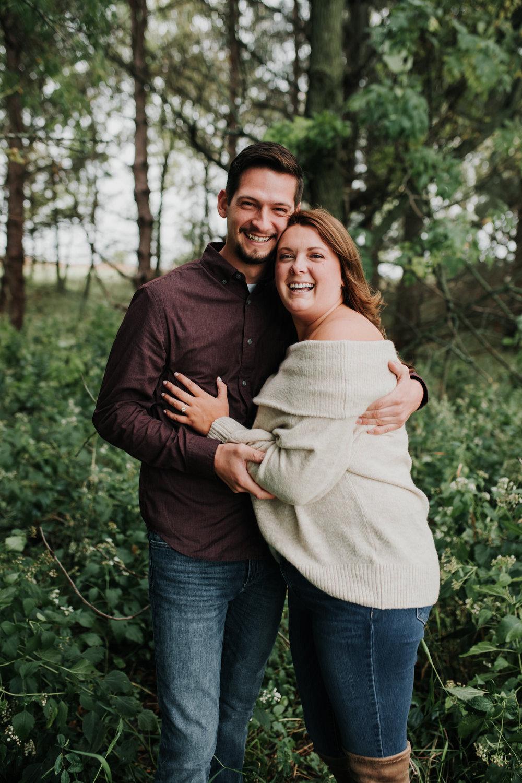 Jordan & Randy - Engaged - Nathaniel Jensen Photography - Omaha Nebraska Wedding Photograper - Omaha Nebraska Engagement Session - Chalco Hills Engagement Session-31.jpg