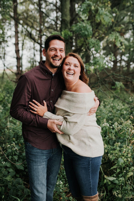 Jordan & Randy - Engaged - Nathaniel Jensen Photography - Omaha Nebraska Wedding Photograper - Omaha Nebraska Engagement Session - Chalco Hills Engagement Session-32.jpg