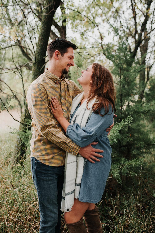 Jordan & Randy - Engaged - Nathaniel Jensen Photography - Omaha Nebraska Wedding Photograper - Omaha Nebraska Engagement Session - Chalco Hills Engagement Session-53.jpg