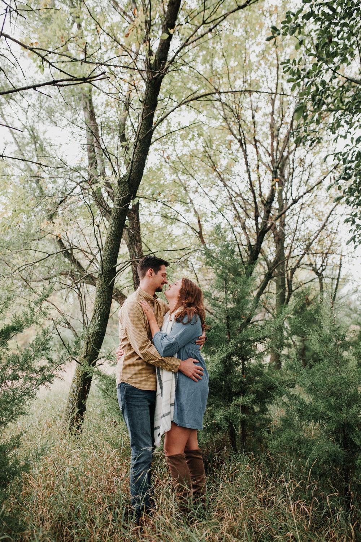 Jordan & Randy - Engaged - Nathaniel Jensen Photography - Omaha Nebraska Wedding Photograper - Omaha Nebraska Engagement Session - Chalco Hills Engagement Session-55.jpg