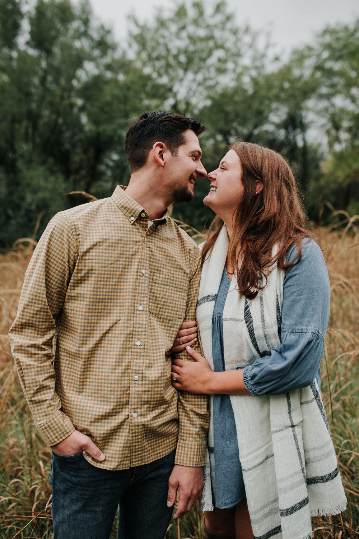 Jordan & Randy - Engaged - Nathaniel Jensen Photography - Omaha Nebraska Wedding Photograper - Omaha Nebraska Engagement Session - Chalco Hills Engagement Session-60.jpg