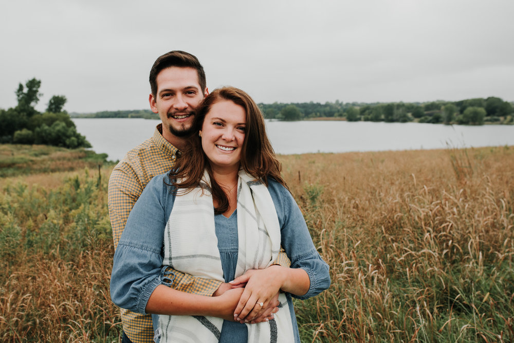 Jordan & Randy - Engaged - Nathaniel Jensen Photography - Omaha Nebraska Wedding Photograper - Omaha Nebraska Engagement Session - Chalco Hills Engagement Session-94.jpg
