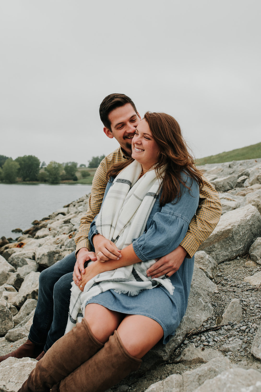 Jordan & Randy - Engaged - Nathaniel Jensen Photography - Omaha Nebraska Wedding Photograper - Omaha Nebraska Engagement Session - Chalco Hills Engagement Session-99.jpg