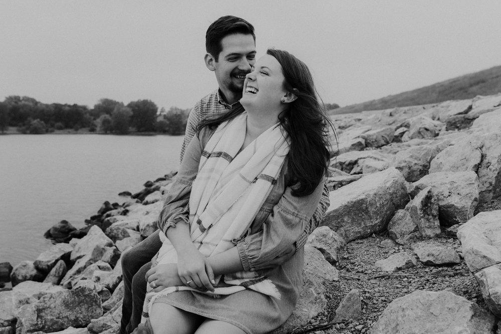 Jordan & Randy - Engaged - Nathaniel Jensen Photography - Omaha Nebraska Wedding Photograper - Omaha Nebraska Engagement Session - Chalco Hills Engagement Session-105.jpg