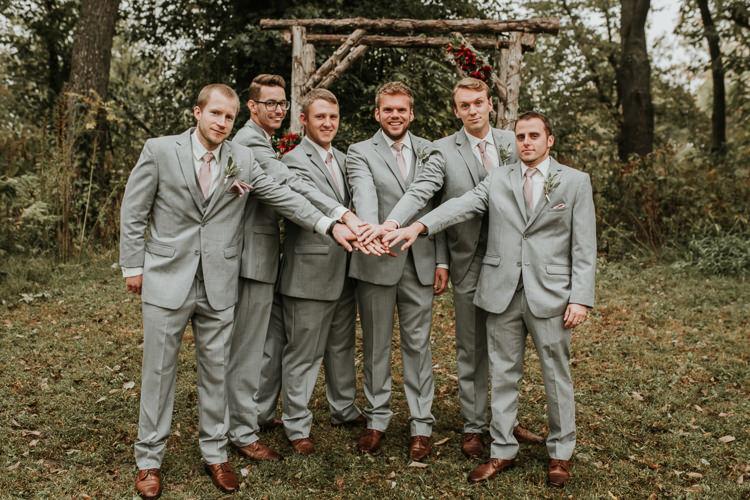 Heather & Drew - Married - Nathaniel Jensen Photography - Omaha Nebraska Wedding Photograper - Falconwood Park - Bellevue Nebraska-216.jpg