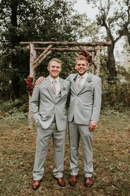Heather & Drew - Married - Nathaniel Jensen Photography - Omaha Nebraska Wedding Photograper - Falconwood Park - Bellevue Nebraska-222.jpg