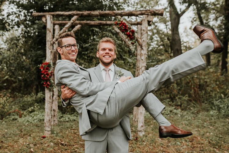 Heather & Drew - Married - Nathaniel Jensen Photography - Omaha Nebraska Wedding Photograper - Falconwood Park - Bellevue Nebraska-235.jpg