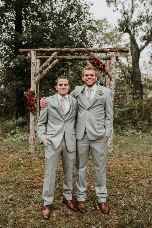 Heather & Drew - Married - Nathaniel Jensen Photography - Omaha Nebraska Wedding Photograper - Falconwood Park - Bellevue Nebraska-236.jpg
