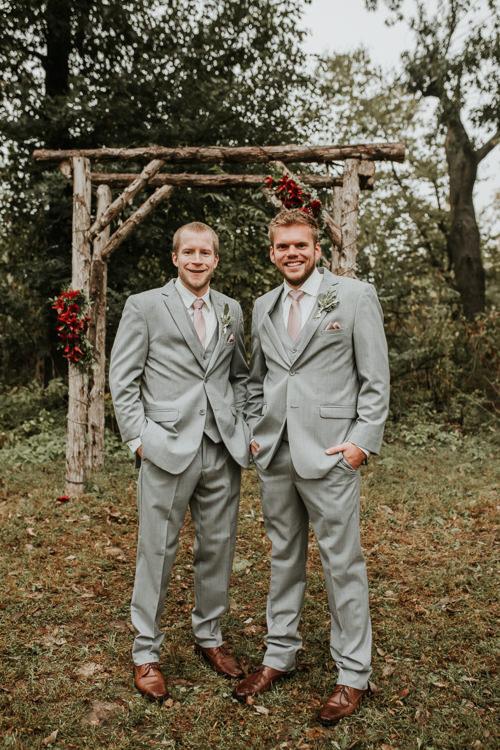 Heather & Drew - Married - Nathaniel Jensen Photography - Omaha Nebraska Wedding Photograper - Falconwood Park - Bellevue Nebraska-241.jpg
