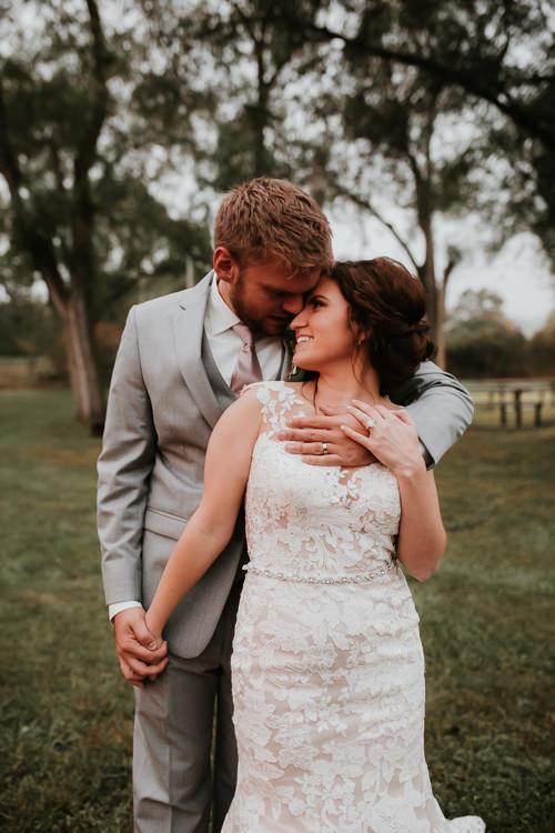 Heather & Drew - Married - Nathaniel Jensen Photography - Omaha Nebraska Wedding Photograper - Falconwood Park - Bellevue Nebraska-430.jpg