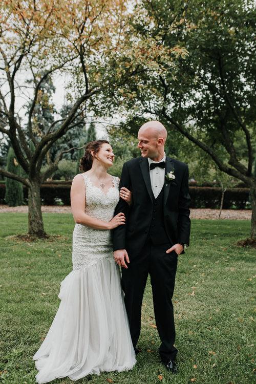 Samantha & Christian - Married - Nathaniel Jensen Photography - Omaha Nebraska Wedding Photograper - Anthony's Steakhouse - Memorial Park-497.jpg
