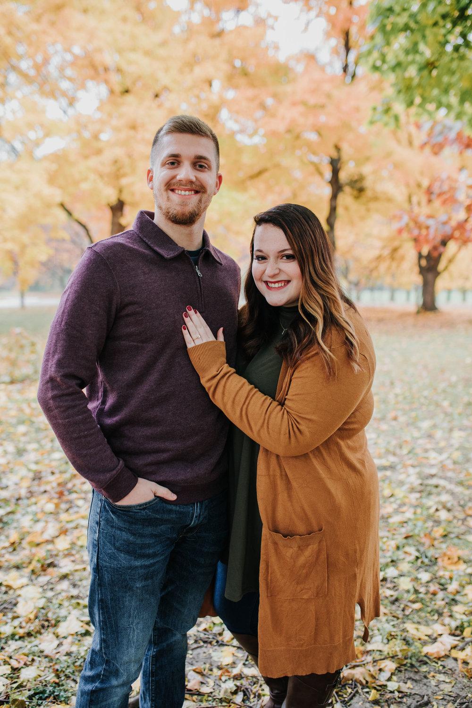 Hannah & Brett - Engaged - Nathaniel Jensen Photography - Omaha Nebraska Wedding Photograper - Omaha Nebraska Engagement Session - Downtown Omaha Engagement Session-1.jpg