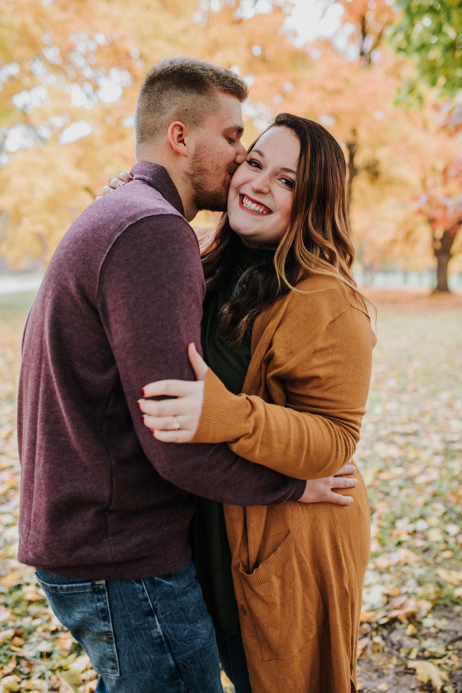 Hannah & Brett - Engaged - Nathaniel Jensen Photography - Omaha Nebraska Wedding Photograper - Omaha Nebraska Engagement Session - Downtown Omaha Engagement Session-7.jpg