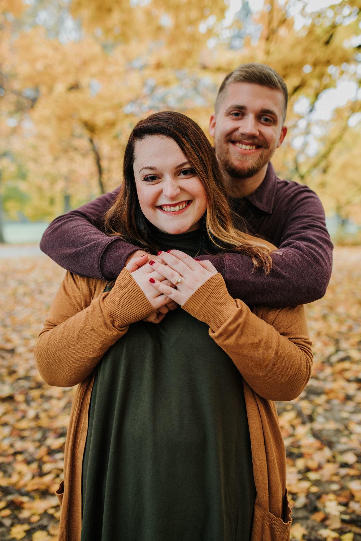 Hannah & Brett - Engaged - Nathaniel Jensen Photography - Omaha Nebraska Wedding Photograper - Omaha Nebraska Engagement Session - Downtown Omaha Engagement Session-15.jpg