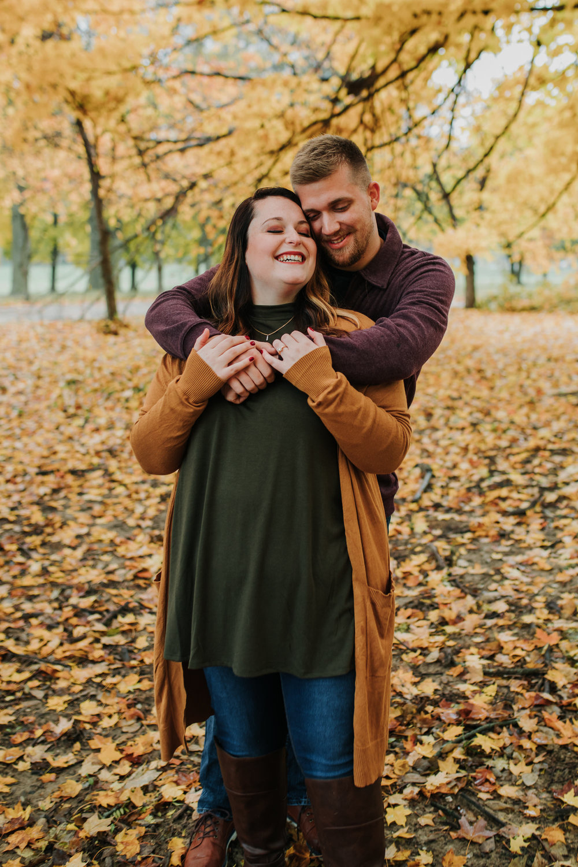Hannah & Brett - Engaged - Nathaniel Jensen Photography - Omaha Nebraska Wedding Photograper - Omaha Nebraska Engagement Session - Downtown Omaha Engagement Session-17.jpg