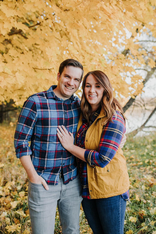 Katie & Adam - Engaged - Nathaniel Jensen Photography - Omaha Nebraska Wedding Photograper - Omaha Nebraska Engagement Session - Chalco Hills Engagement Session-2.jpg