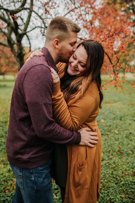 Hannah & Brett - Engaged - Nathaniel Jensen Photography - Omaha Nebraska Wedding Photograper - Omaha Nebraska Engagement Session - Downtown Omaha Engagement Session-32.jpg