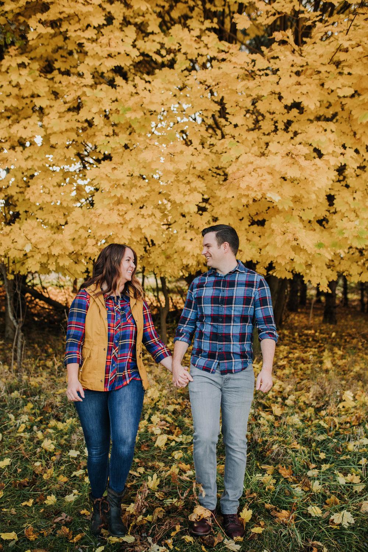 Katie & Adam - Engaged - Nathaniel Jensen Photography - Omaha Nebraska Wedding Photograper - Omaha Nebraska Engagement Session - Chalco Hills Engagement Session-9.jpg