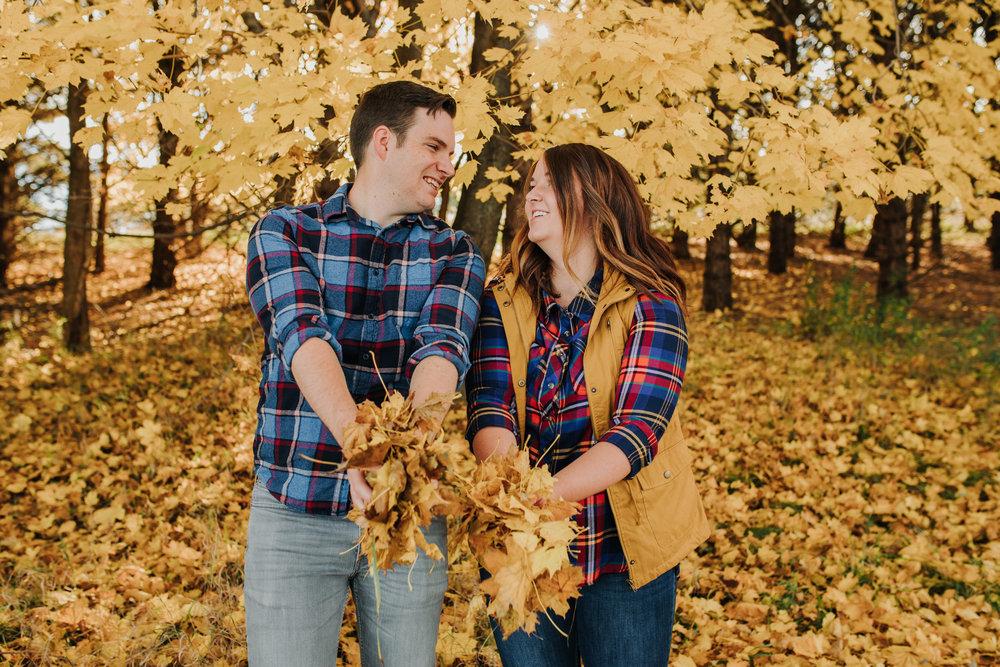 Katie & Adam - Engaged - Nathaniel Jensen Photography - Omaha Nebraska Wedding Photograper - Omaha Nebraska Engagement Session - Chalco Hills Engagement Session-16.jpg