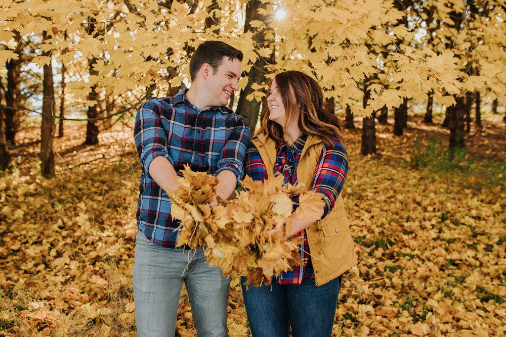 Katie & Adam - Engaged - Nathaniel Jensen Photography - Omaha Nebraska Wedding Photograper - Omaha Nebraska Engagement Session - Chalco Hills Engagement Session-17.jpg
