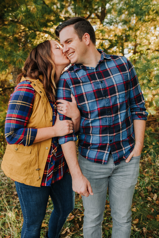Katie & Adam - Engaged - Nathaniel Jensen Photography - Omaha Nebraska Wedding Photograper - Omaha Nebraska Engagement Session - Chalco Hills Engagement Session-22.jpg