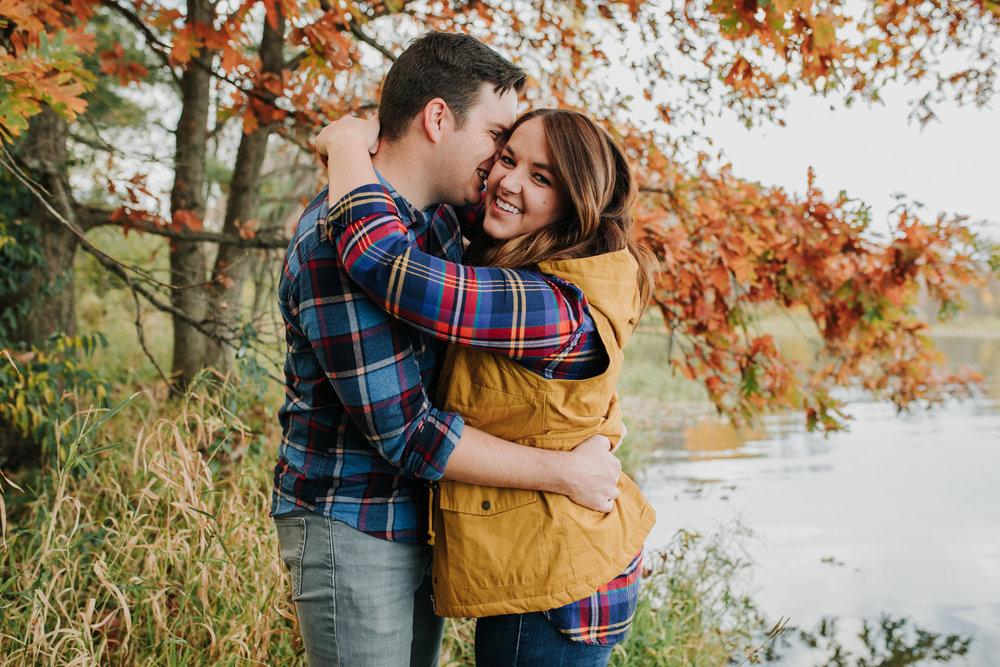 Katie & Adam - Engaged - Nathaniel Jensen Photography - Omaha Nebraska Wedding Photograper - Omaha Nebraska Engagement Session - Chalco Hills Engagement Session-35.jpg