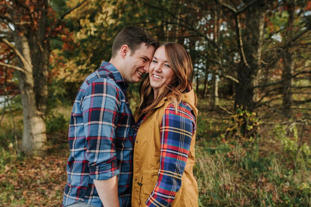 Katie & Adam - Engaged - Nathaniel Jensen Photography - Omaha Nebraska Wedding Photograper - Omaha Nebraska Engagement Session - Chalco Hills Engagement Session-37.jpg