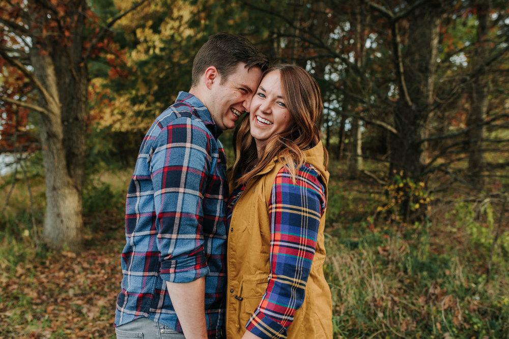 Katie & Adam - Engaged - Nathaniel Jensen Photography - Omaha Nebraska Wedding Photograper - Omaha Nebraska Engagement Session - Chalco Hills Engagement Session-38.jpg