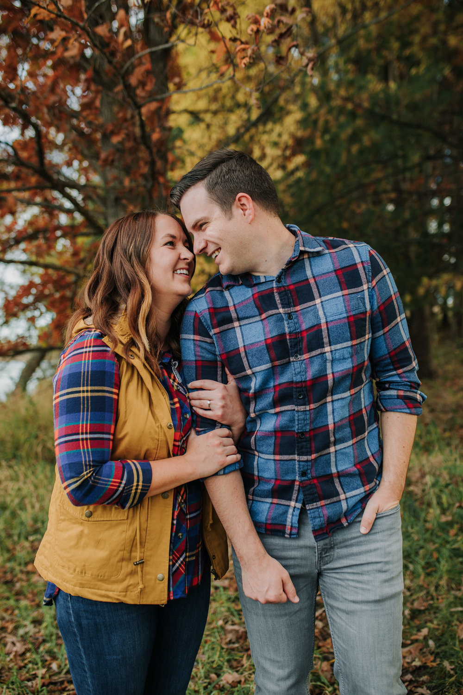 Katie & Adam - Engaged - Nathaniel Jensen Photography - Omaha Nebraska Wedding Photograper - Omaha Nebraska Engagement Session - Chalco Hills Engagement Session-43.jpg