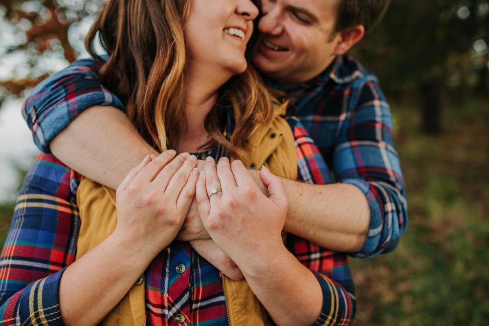Katie & Adam - Engaged - Nathaniel Jensen Photography - Omaha Nebraska Wedding Photograper - Omaha Nebraska Engagement Session - Chalco Hills Engagement Session-46.jpg