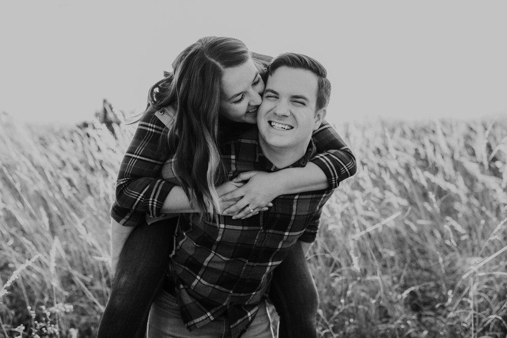 Katie & Adam - Engaged - Nathaniel Jensen Photography - Omaha Nebraska Wedding Photograper - Omaha Nebraska Engagement Session - Chalco Hills Engagement Session-55.jpg