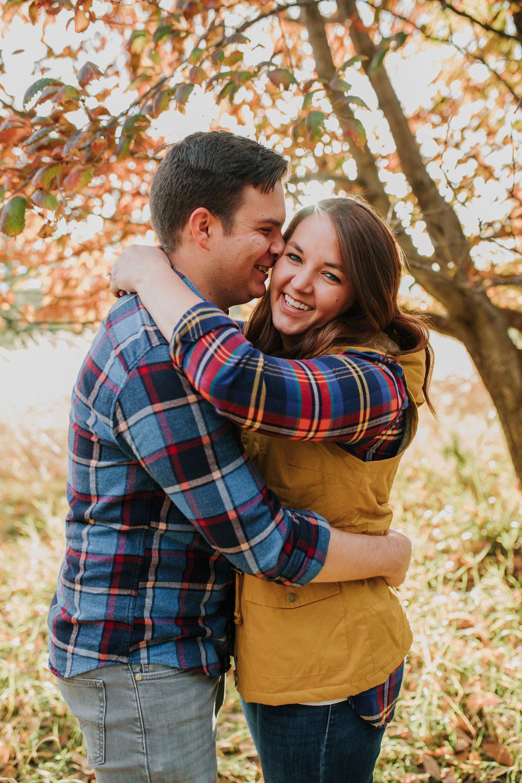 Katie & Adam - Engaged - Nathaniel Jensen Photography - Omaha Nebraska Wedding Photograper - Omaha Nebraska Engagement Session - Chalco Hills Engagement Session-66.jpg