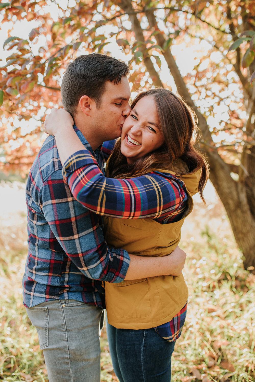 Katie & Adam - Engaged - Nathaniel Jensen Photography - Omaha Nebraska Wedding Photograper - Omaha Nebraska Engagement Session - Chalco Hills Engagement Session-69.jpg