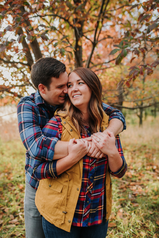 Katie & Adam - Engaged - Nathaniel Jensen Photography - Omaha Nebraska Wedding Photograper - Omaha Nebraska Engagement Session - Chalco Hills Engagement Session-75.jpg
