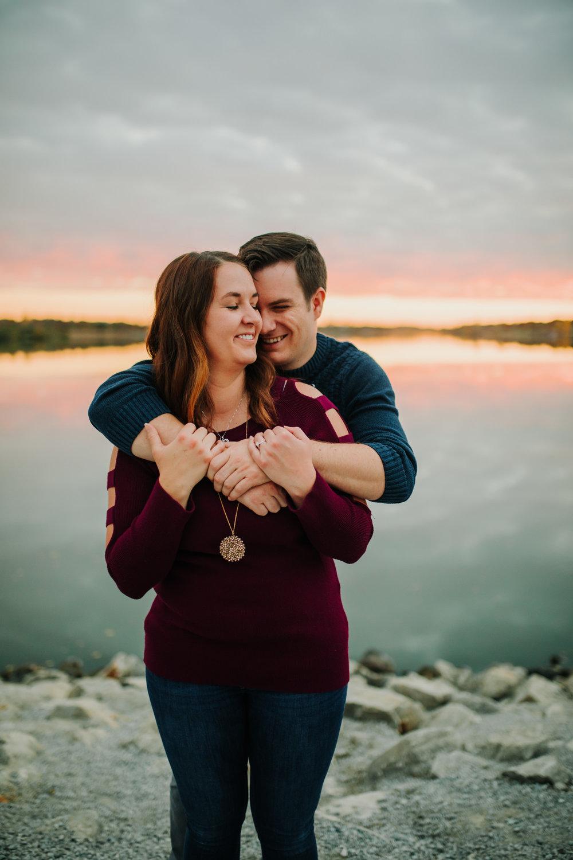 Katie & Adam - Engaged - Nathaniel Jensen Photography - Omaha Nebraska Wedding Photograper - Omaha Nebraska Engagement Session - Chalco Hills Engagement Session-137.jpg